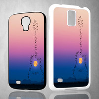 Song of the Moon V1260 Samsung Galaxy S3 S4 S5 (Mini) S6 S6 Edge,Note 2 3 4, HTC One S X M7 M8 M9 Cases