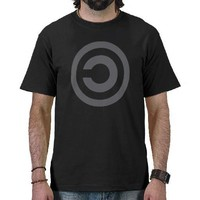 Copyleft - information wants to be free shirt from Zazzle.com