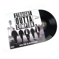 Straight Outta Compton: Straight Outta Compton Soundtrack - Music From The Motion Picture Vinyl 2LP