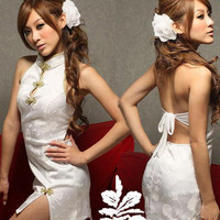 Chinese cheongsam dress