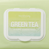 60 Green Tea Cleansing Tissues