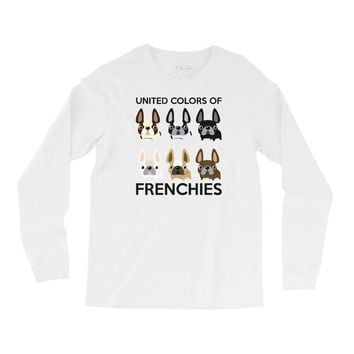 united color of frenchies Long Sleeve Shirts