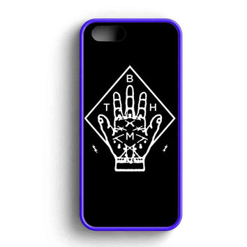 Bring Me The Horizon Hand With iPhone 5 Case Available for iPhone 5 Case iPhone 5s Case iPhone 5c Case iPhone 4 Case