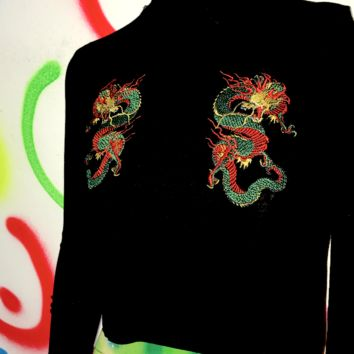 SWEET LORD O'MIGHTY! OG DRAGON TURTLENECK