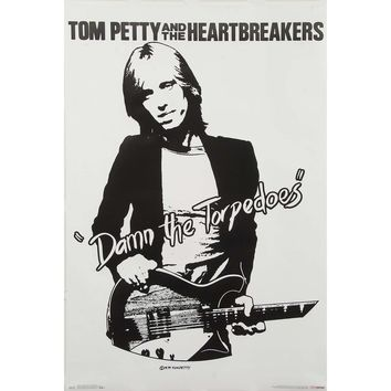 Tom Petty Domestic Poster