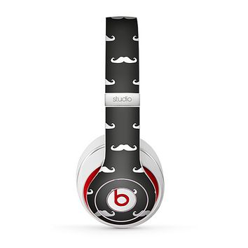 The Mustache Galore Skin for the Beats by Dre Studio (2013+ Version) Headphones