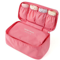 Blush Waterproof Cosmetic Portable Bag