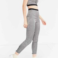 Cooperative Cherriane Gingham High-Rise Pant - Urban Outfitters