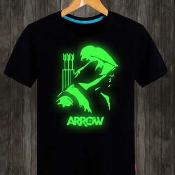 In The Style of The Green Arrow T-Shirt - 3 Colors
