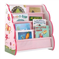 Butterfly Pink Book Display