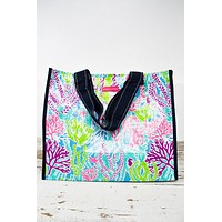 ReefLife Everyday Tote Bag/ Simply Southern