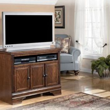 W527-18 Hamlyn Tv Stand Dark Brown Free Shipping!