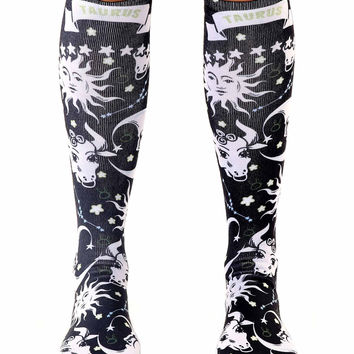 Taurus Knee High Socks