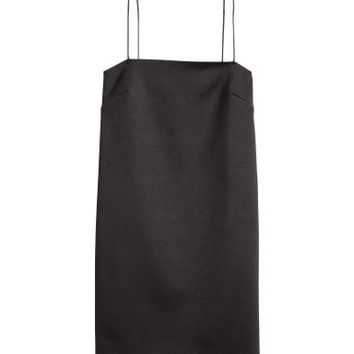 H&M Short Scuba-look Dress $39.99
