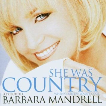SHE WAS COUNTRY WHEN COUNTRY WAS