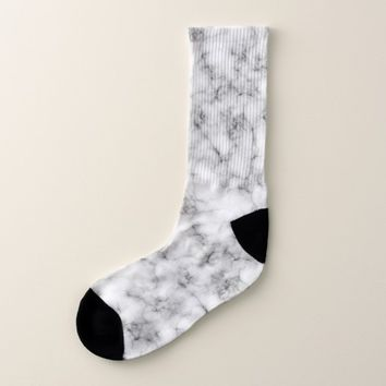 Marble Stone All-Over-Print Socks