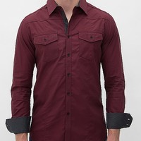 Buckle Black Polished Help Shirt
