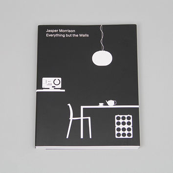Everything but the Walls by Jasper Morrison Book - OEN Shop