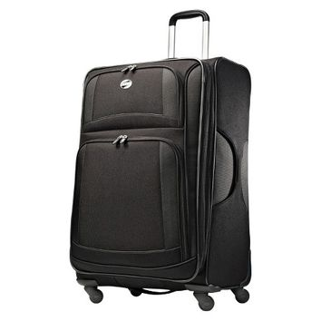 "American Tourister 28"" DeLite 2.0 Luggage Spinner Black"