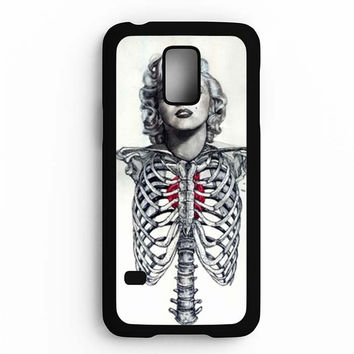 Lovely Marilyn Monroe Anatomica Samsung Galaxy S5 Mini Case