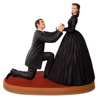 GONE WITH THE WIND™ An Honorable Proposal With Rhett and Scarlett Ornament With Sound