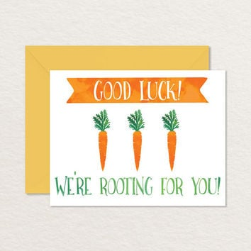 photograph about Printable Good Luck Cards referred to as Retail outlet Terrific Luck Greeting Playing cards upon Wanelo