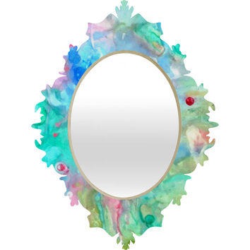 Rosie Brown Happiness 3 Baroque Mirror