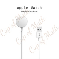 Free Shipping High Quality 1M Magnetic Charging Cable for Apple Watch i Watch Wireless USB Cable Smart Charger