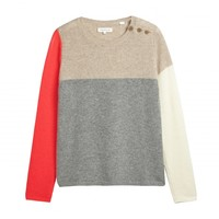 NEW Colour Block Sweater Chinti and Parker