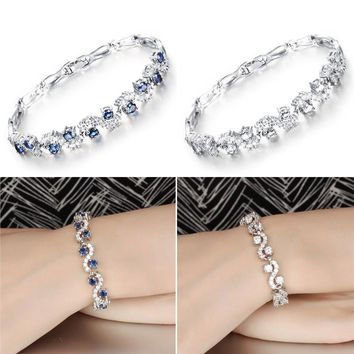 Titanium Magnetic Therapy Ankle Bracelet for Arthritis Pain