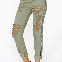 One Teaspoon Ranger Boyfriend Jeans