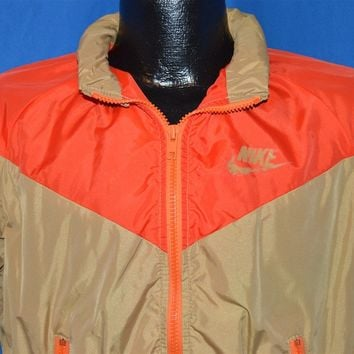 80s Nike Windbreaker Sneaker Barn Jacket Small