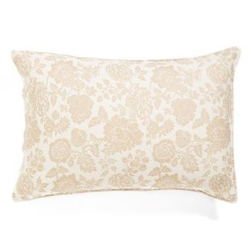 Nordstrom at Home 'Midnight Garden' Woven Flannel Sham