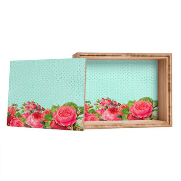 Allyson Johnson Favorite Floral Jewelry Box