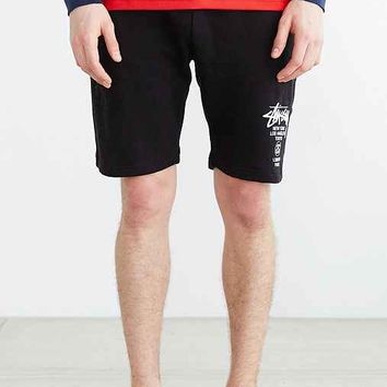 Stussy World Tour Sweatshort-
