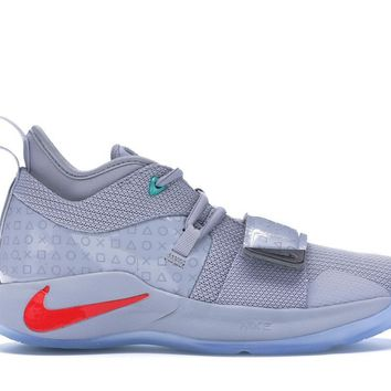 Nike PG 2.5 Playstation (Grade School) Wolf Grey