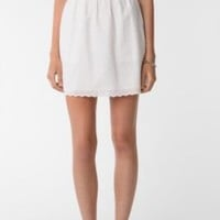 Coincidence & Chance Eyelet Skirt