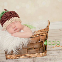 Crochet Pattern for Acorn Hat - 5 sizes, baby to adult - Welcome to sell finished items