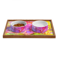 Rosie Brown Marmalade Sky Pet Bowl and Tray