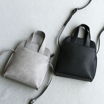 Vintage Korean Stylish Casual Bags Shoulder Bags [4915808516]
