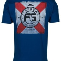 FloGrown Flag Square T-Shirt for Men | Bass Pro Shops