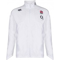 England Anthem Track Jacket White - from Canterbury UK