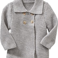 Old Navy Double Breasted Cardigans For Baby