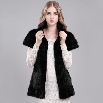 2017 New Real Mink Fur Coat Women overcoat Natural Mink Coat Winter Warm Fashion Fur Coat female Fur Jackets overcoat plus size