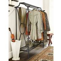 Niles Double Coat Rack