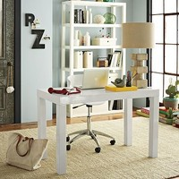 Parsons Desk with Drawers