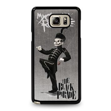MY CHEMICAL ROMANCE BLACK PARADE Samsung Galaxy Note 5 Case Cover