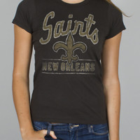 NFL New Orleans Saints Kick Off Crew -  - Junk Food Clothing