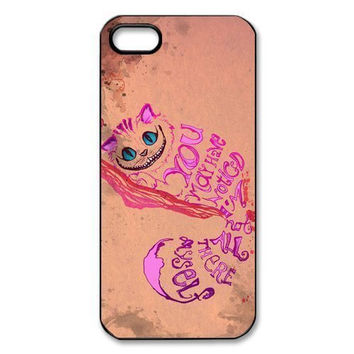 Alice in Wonderland for iphone 4 4s 5 5s 5C 6 6s 6plus 6s plus Hard Plastic Back Cover Case