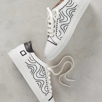 D.A.T.E. Beaded Fantasy Sneakers